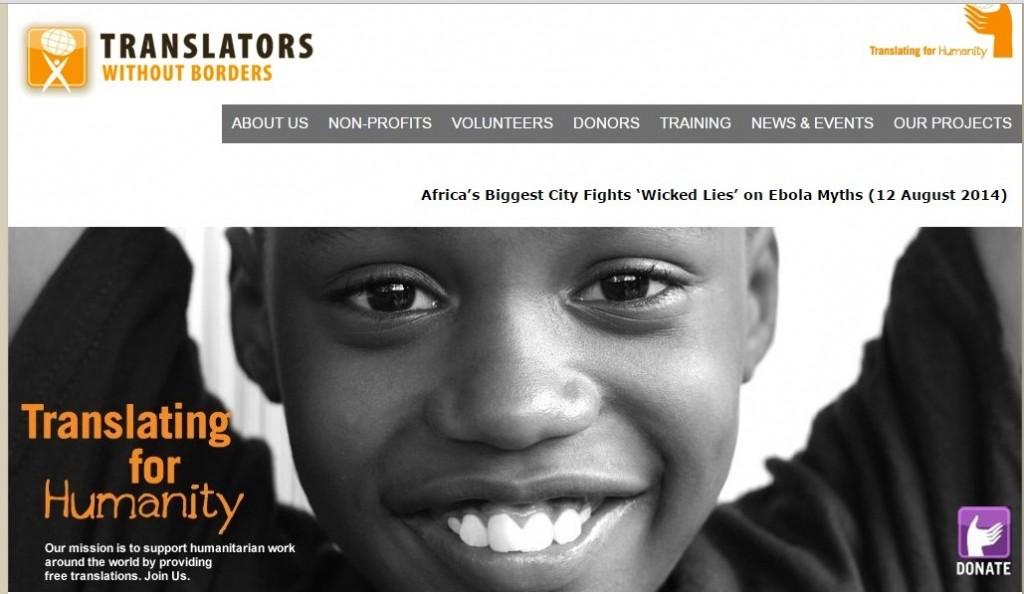 niño africano sonriente