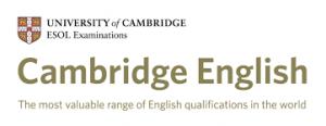 logo tipo de los exámenes de Cambridge