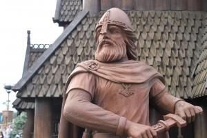 Estatua vikingo