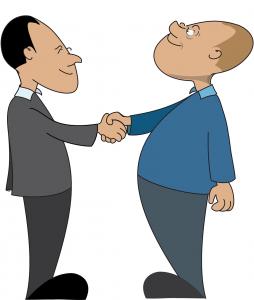 Acuerdo entre personas